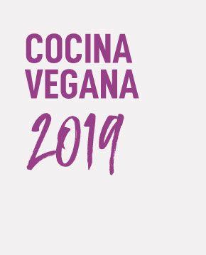 Cocina Vegana  2019