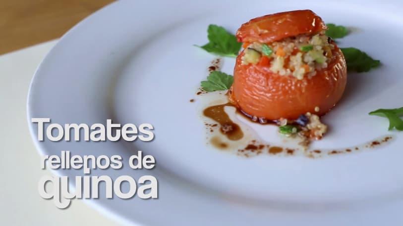 Recetas EAG: Tomates Rellenos