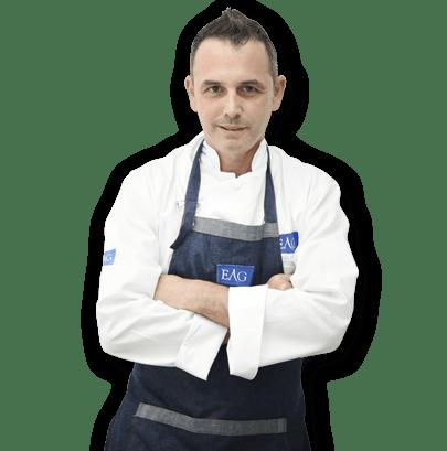 NICOLAS WELSH SE SUMA AL EQUIPO DE EAG