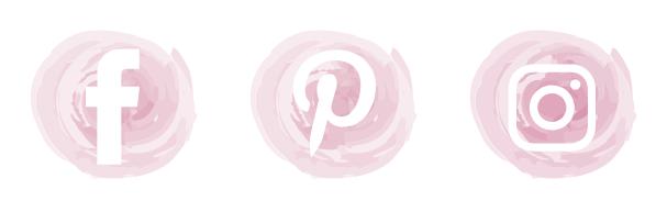 Merry me custom social media icons