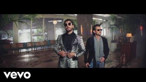 Maluma Ft. Marc Anthony - Felices Los 4 (Version Salsa - Video Oficial) | Salsa
