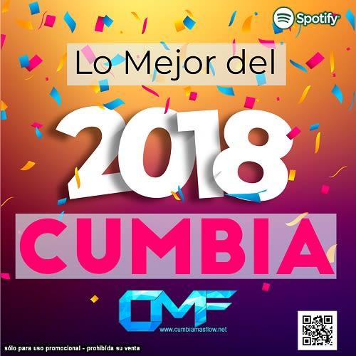 CMF presenta Lo Mejor Del 2018 (Cumbia) | Compilado De Cumbia