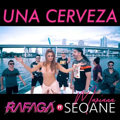 Rafaga y Mariana Seoane