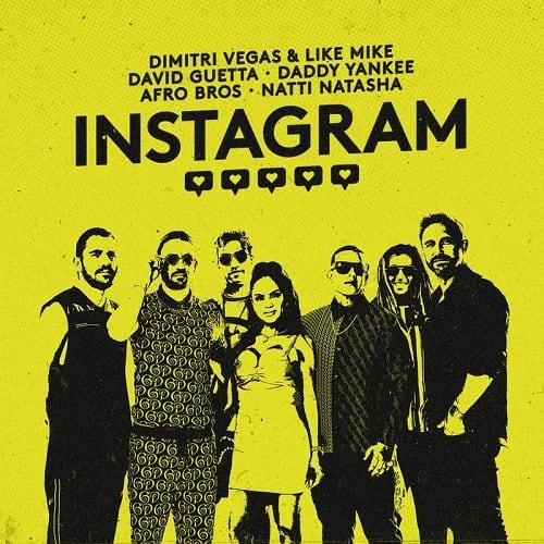 Instagram tema cancion