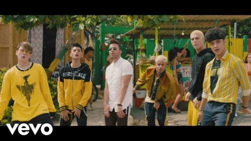 CNCO ft Prince Royce - Llegaste Tú (Video Oficial) | CNCO