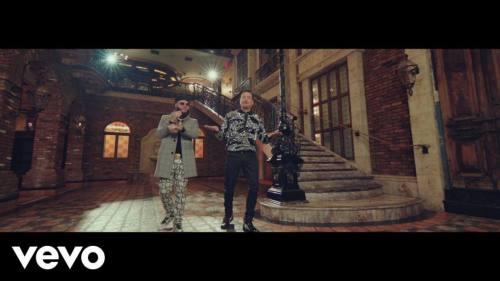 Victor Manuelle ft Farruko - Amarte Duro (Video Oficial) | Salsa