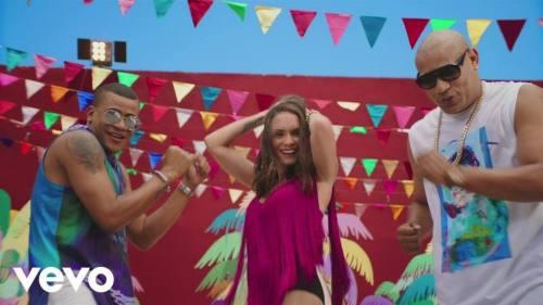Diana Fuentes ft Gente De Zona - La Vida Me Cambio | Salsa