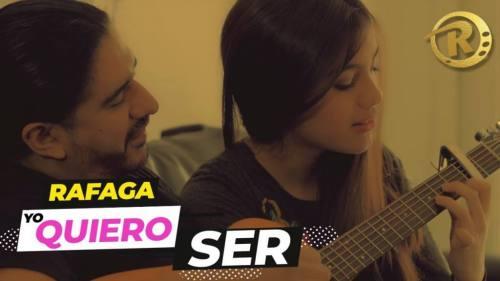 Ráfaga - Yo Quiero Ser (Video Oficial) | Cumbia 2018