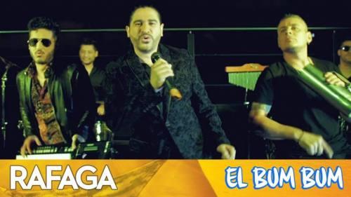 Ráfaga - El Bum Bum (Video Oficial) | Cumbia 2018