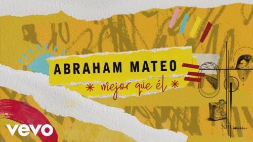 Abraham Mateo - Mejor Que Él (Video Lyric Oficial) | Abraham Mateo