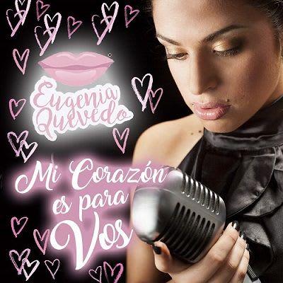 Eugenia Quevedo disco 2017