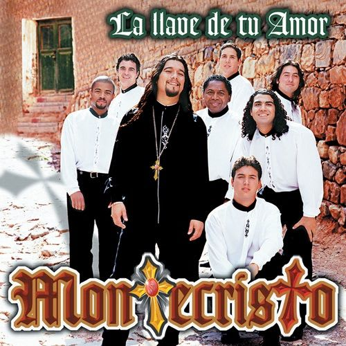 Montecristo - La Llave De Tu Amor (CD 2000) Homenaje a Cristian Martín Meza   CDs de Cumbia