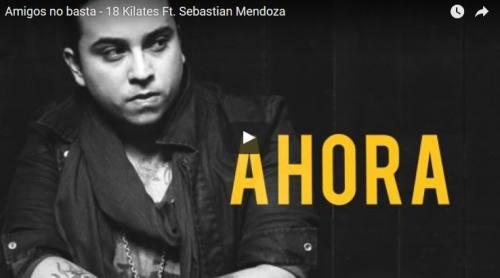 18 Kilates y Sebastian Medoza