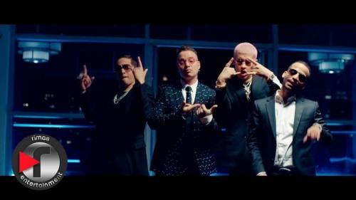 Revol ft J Balvin, Bad Bunny, Arcangel y De La Ghetto - Dime (Video Oficial) | Arcangel