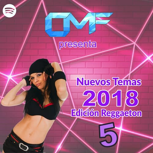 disco mixtape Compilado reggaeton varios artistas