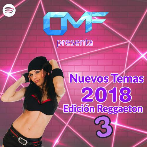 reggaeton nuevo 2018 cd disco