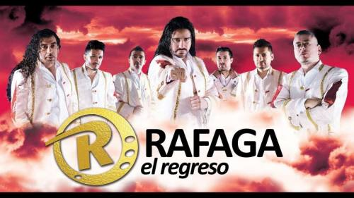 Ráfaga - Su Mirada De Amor (Video Lyric Oficial) | Rafaga