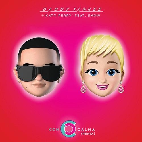 Daddy Yankee y Katy Perry