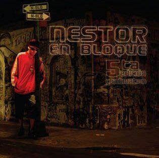 Nestor En Bloque - Caminemos Por Ahi [Nuevo 2011] | Cumbia