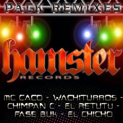 Hamster Records - Packs Remixes (Junio 2011)   Chimpan-C