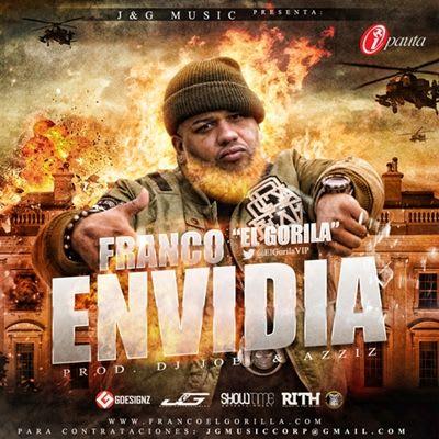 Franco El Gorila - Envidia