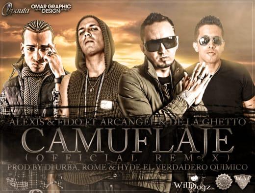 camuflaje remix