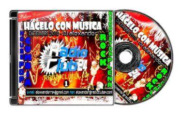 Hacelo Con Musica Vol. 1 - Dj Alexander (Adelanto Verano 2011) | Cumbia