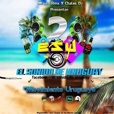 cd cumbia uruguaya remix
