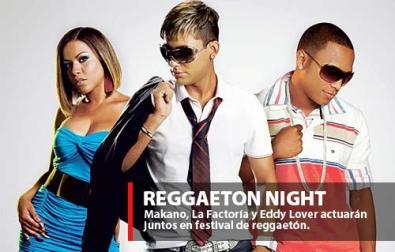 Reggaeton Night - Artistas de Panama Music en el Luna Park (Argentina) | Noticias