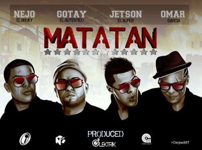Ñejo El Broky Ft. Gotay El Autentiko, Jetson El Super y Omar Garcia