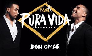 lo nuevo de Don Omar Pura Vida