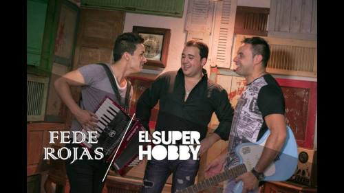 Fede Rojas ft El Super Hobby - Por Culpa del Vino (Video Oficial) | El Super Hobby