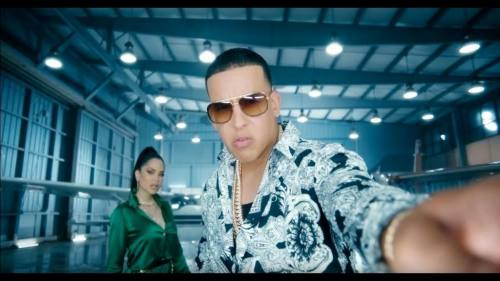 Natti Natasha ft Daddy Yankee - Buena Vida (Video Oficial)   Daddy Yankee