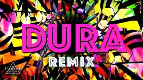 Daddy Yankee ft Bad Bunny, Becky G y Natti Natasha - Dura (Remix) | Becky G