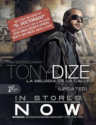 Tony Dize Sigue Imparable | Noticias