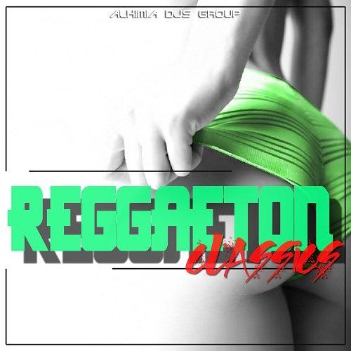 disco cd clasicos reggaeton remix