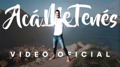 Rodrigo Tapari - Acá Me Tenés (Video Oficial) | Rodrigo Tapari