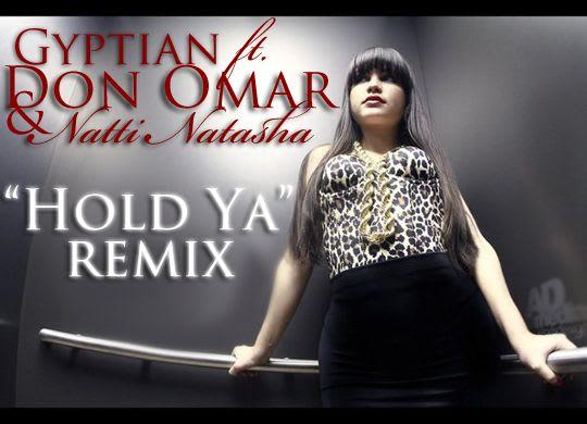 Gyptian Ft Don Omar & Natti Natasha - Hold Yuh (Official Remix) | General