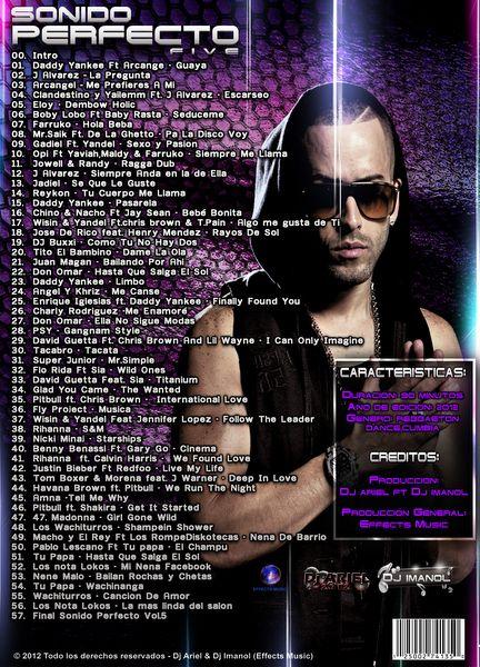 DJ Ariel Ft Dj Imanol