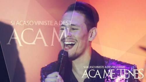 Rodrigo Tapari - Acá Me Tenés (Video Lyric Oficial) | Rodrigo Tapari