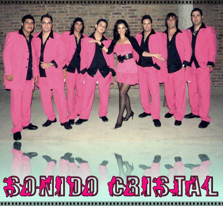 Sonido Cristal - Difusion Julio 2011 (x2)   Cumbia
