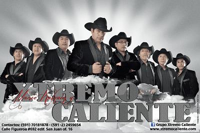 Xtremo Caliente Cumbia Bolivia