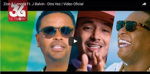 Zion y Lennox Ft. J Balvin - Otra Vez (Video Oficial + MP3) | Sky