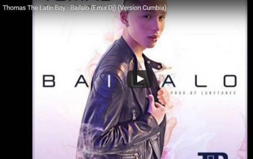 bailalo version cumbia emix dj
