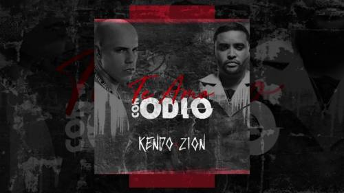 Kendo Kaponi ft Zion - Te Amo Con Odio | Kendo Kaponi
