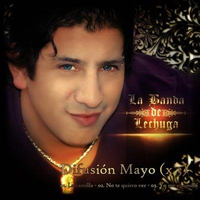 La Banda De Lechuga - Difusion Mayo 2011 (x3)   Cumbia
