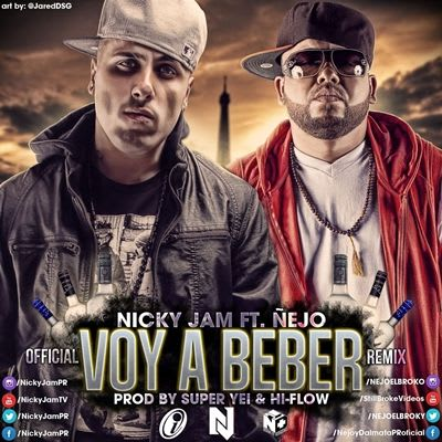 Nicky Jam Ft Ñejo - Voy A Beber Remix