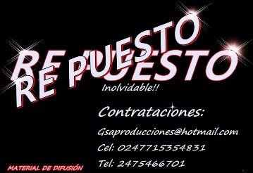 Re Puesto - Difusion 2010 (x3)   Cumbia