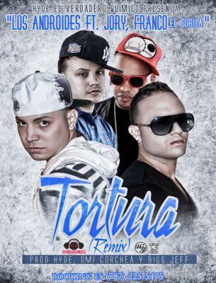 J Javier y Andiel 'Los Androides' Ft. Jory y Franco El Gorila - Tortura (Remix) | General