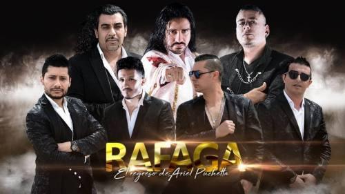 Ráfaga - Ráfaga De Amor (Nueva Versión - Video Lyric Oficial) | Rafaga